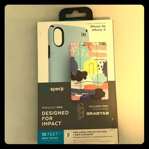 Blue Speck iPhone X and Xs case